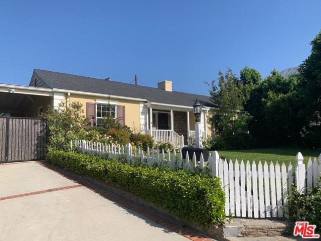2041 N Craig Avenue, Altadena, CA 91001 (#19480086) :: Paris and Connor MacIvor