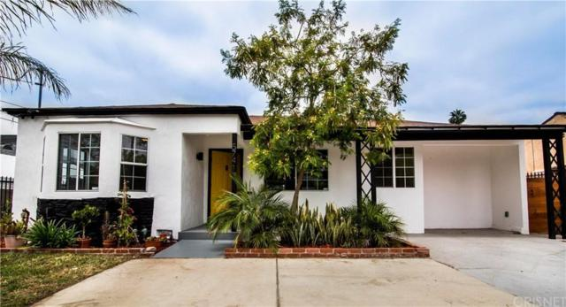 5741 Ensign Avenue, North Hollywood, CA 91601 (#SR19142568) :: Golden Palm Properties