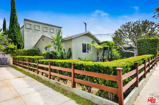 10826 Ashby Avenue, Los Angeles (City), CA 90064 (#19479768) :: The Parsons Team