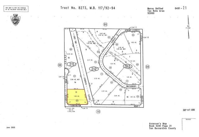 0 On Hwy 395 And Farmington Road, Kramer Junction, CA 93516 (#SR19145859) :: The Pratt Group