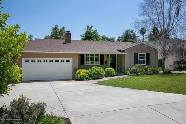 512 E Sierra Madre Boulevard, Sierra Madre, CA 91024 (#819002882) :: Golden Palm Properties