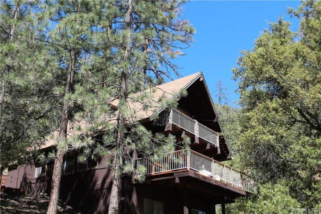 1329 Zermatt Court, Pine Mountain Club, CA 93225 (#SR19145990) :: Golden Palm Properties