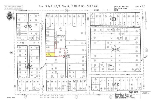 18863 On 2Nd Ave. And N. Of Main Street, Barstow, CA  (#SR19145996) :: The Pratt Group