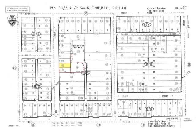 18863 On 2Nd Ave. And N. Of Main Street, Barstow, CA  (#SR19146025) :: The Pratt Group