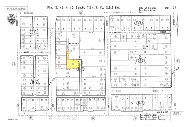 18863 On 2Nd Ave. And N. Of Main Street, Barstow, CA  (#SR19146010) :: The Pratt Group