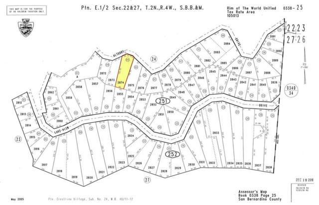 9540 On Altdorf Dr. And Cresta Drive, Crestline, CA 92325 (#SR19146140) :: Lydia Gable Realty Group