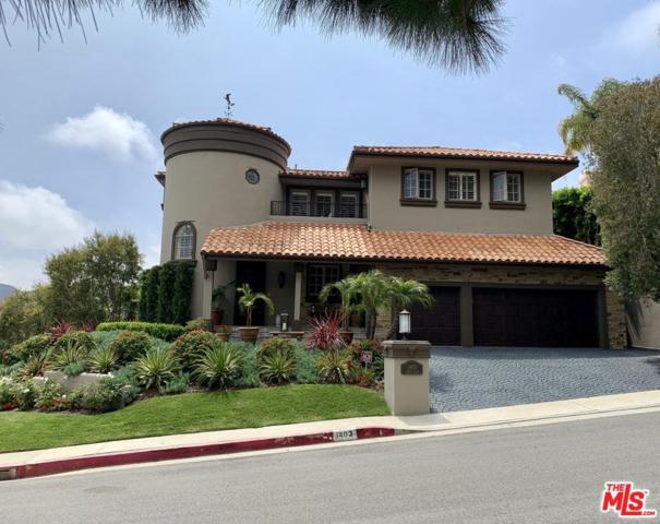 1403 Cuesta Linda, Pacific Palisades, CA 90272 (#19480540) :: Golden Palm Properties