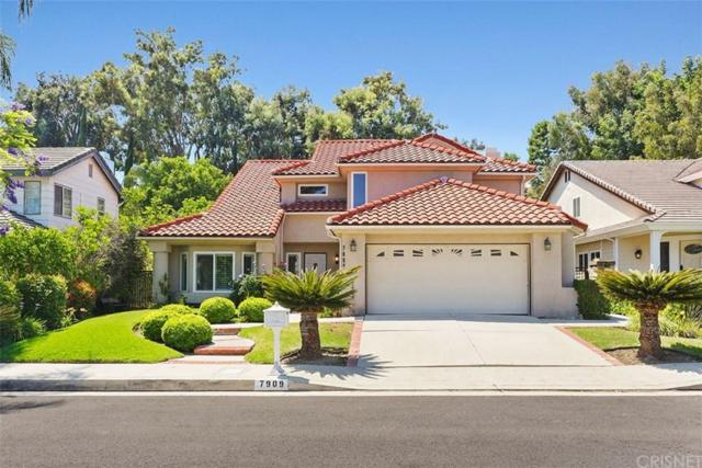 7909 Valley Flores Drive, West Hills, CA 91304 (#SR19145301) :: The Agency