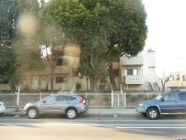 15045 Nordhoff Street #117, North Hills, CA 91343 (#319002470) :: Randy Plaice and Associates