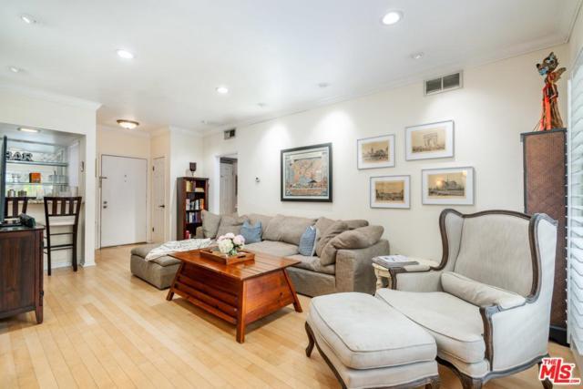 1250 N Kings Road #214, West Hollywood, CA 90069 (#19480750) :: Lydia Gable Realty Group
