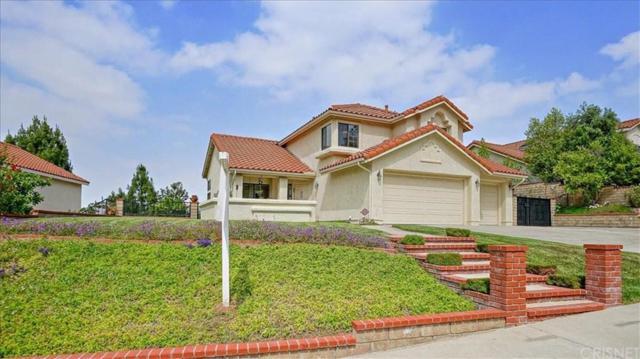 25124 Sagecrest Circle, Stevenson Ranch, CA 91381 (#SR19148128) :: Paris and Connor MacIvor