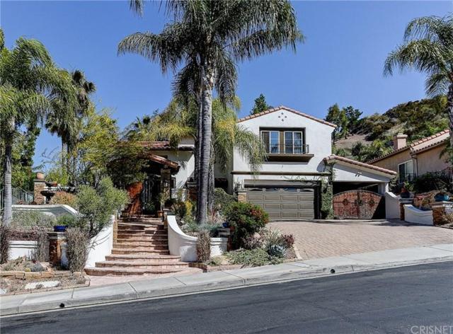 25214 Summerhill Lane, Stevenson Ranch, CA 91381 (#SR19148393) :: Paris and Connor MacIvor