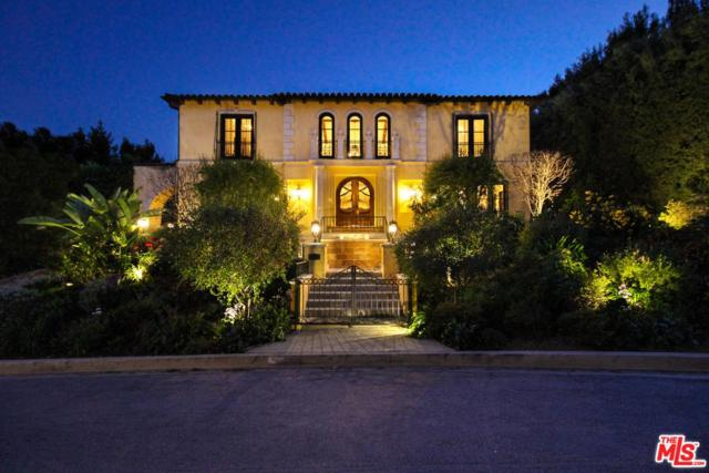 111 N Gunston Drive, Los Angeles (City), CA 90049 (#19469540) :: Golden Palm Properties