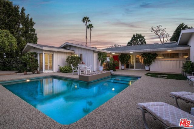 848 Glenmere Way, Los Angeles (City), CA 90049 (#19479390) :: Golden Palm Properties
