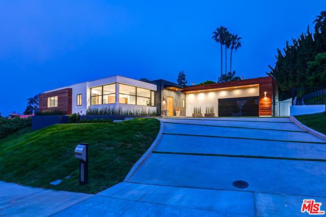 16366 Sloan Drive, Los Angeles (City), CA 90049 (#19479196) :: Golden Palm Properties