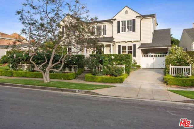 542 Tahquitz Place, Pacific Palisades, CA 90272 (#19481378) :: Golden Palm Properties
