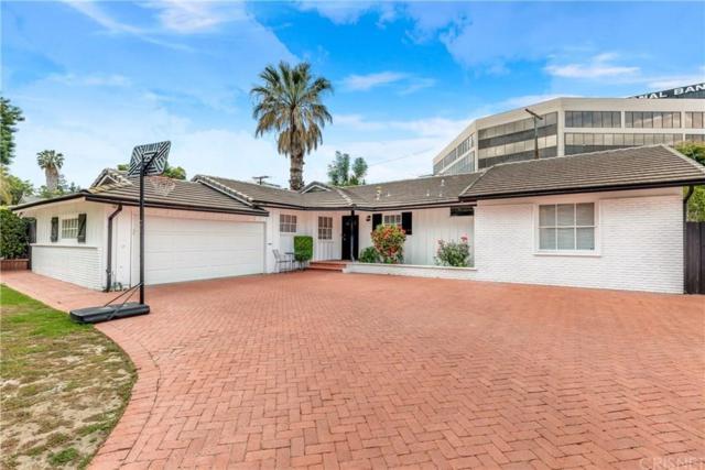 16141 Dickens Street, Encino, CA 91436 (#SR19148905) :: Golden Palm Properties