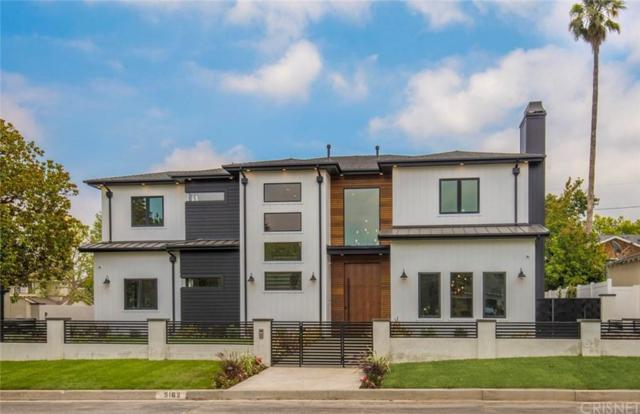 5162 Sophia Avenue, Encino, CA 91436 (#SR19149568) :: Golden Palm Properties