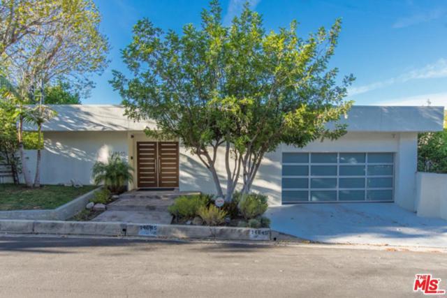 14645 Round Valley Drive, Sherman Oaks, CA 91403 (#19471630) :: Golden Palm Properties