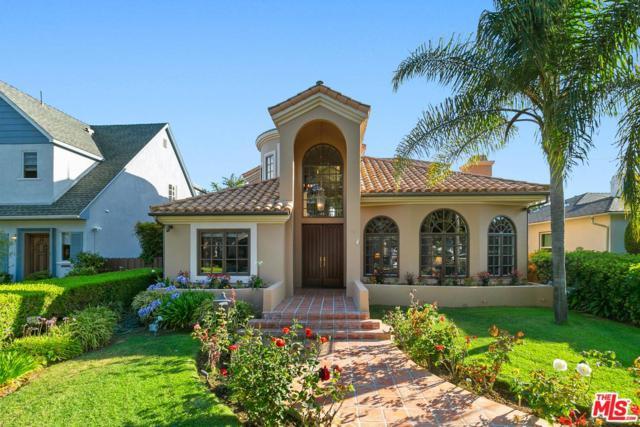 516 22ND Street, Santa Monica, CA 90402 (#19481304) :: Golden Palm Properties