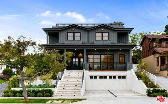 718 Radcliffe Avenue, Pacific Palisades, CA 90272 (#19477428) :: Golden Palm Properties