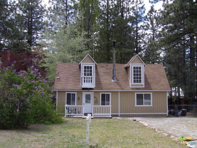 344 Jeffries Road, Big Bear, CA 92315 (#19481984PS) :: Golden Palm Properties
