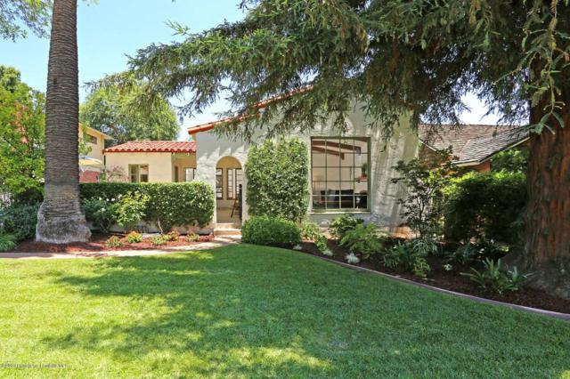 1722 Hilliard Drive, San Marino, CA 91108 (#819002946) :: Golden Palm Properties