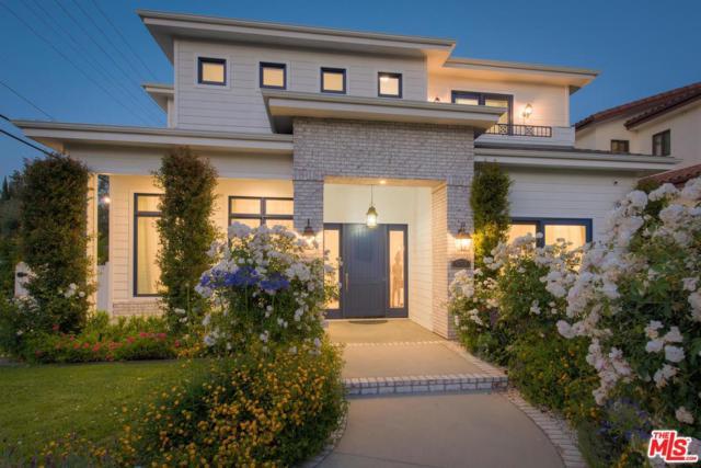 4658 Mary Ellen Avenue, Sherman Oaks, CA 91423 (#19482098) :: Golden Palm Properties