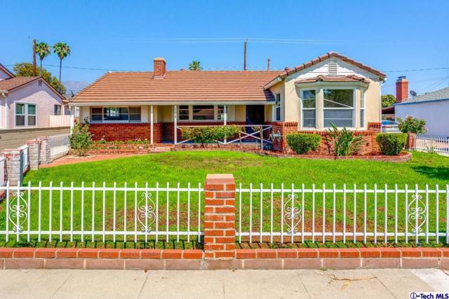 1118 N Sparks Street, Burbank, CA 91506 (#319002514) :: The Agency