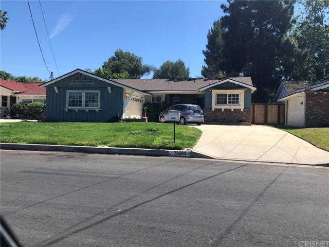 23240 Mariano Street, Woodland Hills, CA 91367 (#SR19130770) :: TruLine Realty