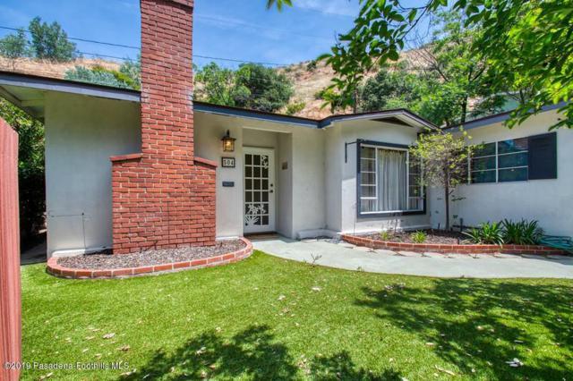 504 Solway Street, Glendale, CA 91206 (#819002969) :: TruLine Realty