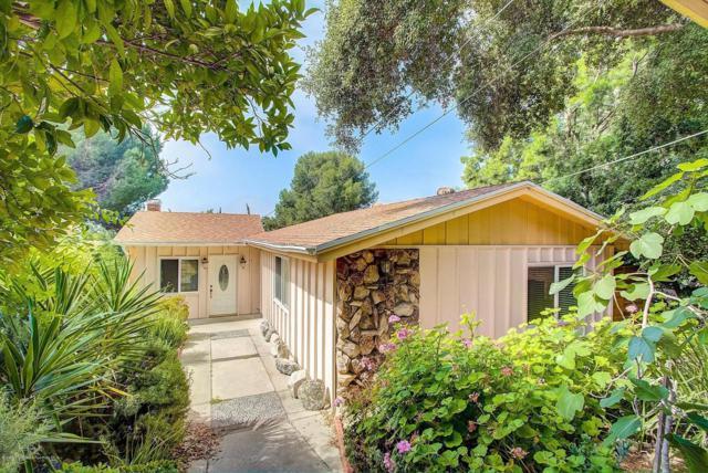 2824 Frances Ave, La Crescenta, CA 91214 (#819002970) :: TruLine Realty