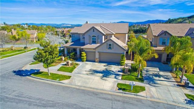 25336 Dove Lane, Stevenson Ranch, CA 91381 (#SR19151112) :: The Parsons Team