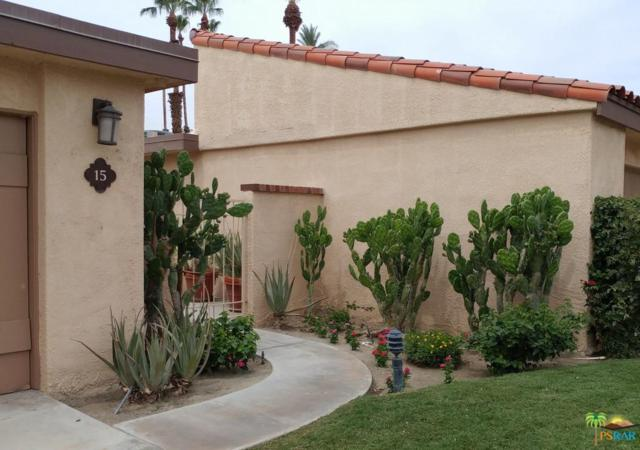 15 Valencia Drive, Rancho Mirage, CA 92270 (#19482298PS) :: The Pratt Group
