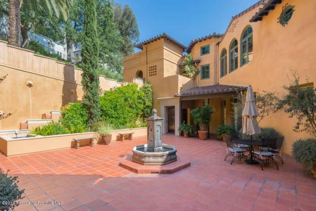 40 Arroyo Drive #202, Pasadena, CA 91105 (#819002983) :: Golden Palm Properties