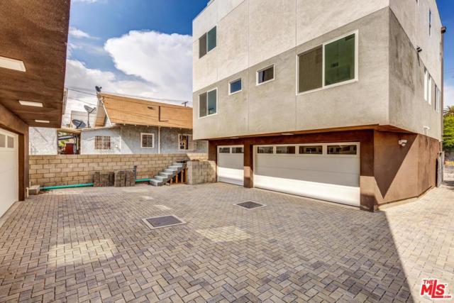 1130 Fedora Street, Los Angeles (City), CA 90006 (#19482412) :: Golden Palm Properties