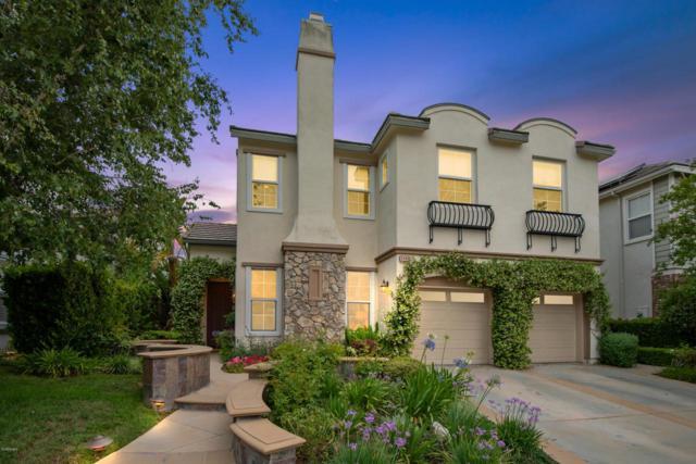 6048 Mandeville Place, Oak Park, CA 91377 (#219007897) :: Golden Palm Properties