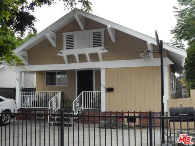 120 E 60TH Street, Los Angeles (City), CA 90003 (#19481732) :: Golden Palm Properties