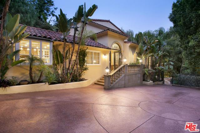 1710 Monte Cielo Ct, Beverly Hills, CA 90210 (#19-482930) :: Lydia Gable Realty Group