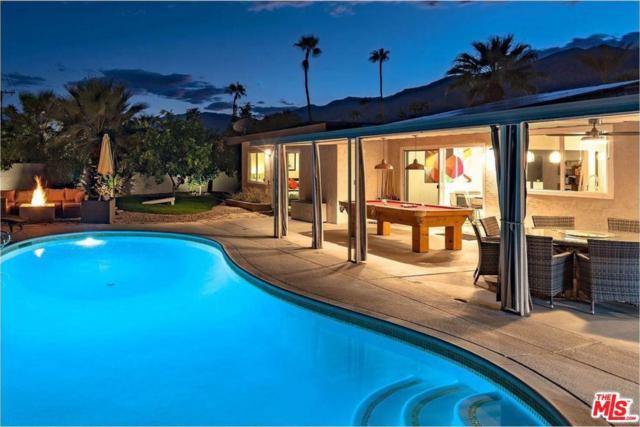 252 Cerritos Drive, Palm Springs, CA 92262 (#19483128) :: The Pratt Group