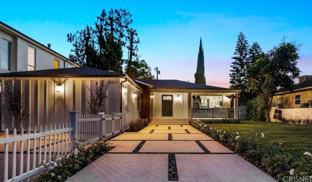 4831 Ledge Avenue, Toluca Lake, CA 91601 (#SR19153494) :: Golden Palm Properties