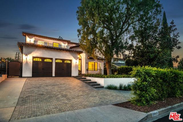 4843 Ledge Avenue, Toluca Lake, CA 91601 (#19483940) :: Golden Palm Properties