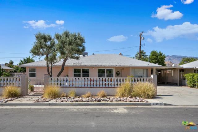4183 E Calle San Antonio, Palm Springs, CA 92264 (#19484496PS) :: The Parsons Team