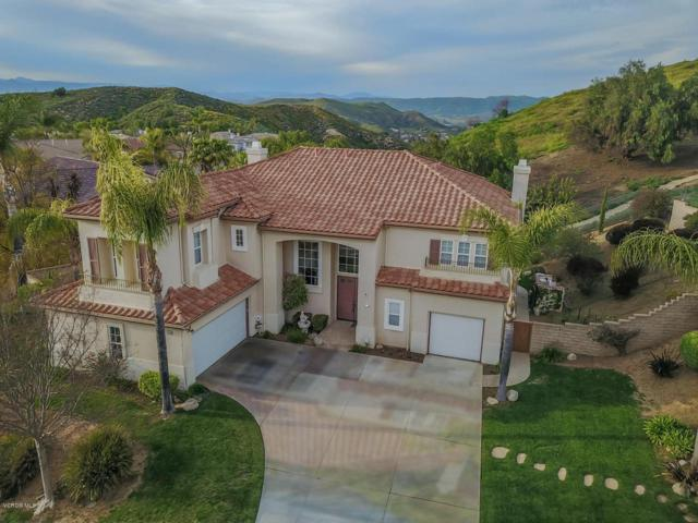 163 Dusty Rose Court, Simi Valley, CA 93065 (#219008206) :: The Agency