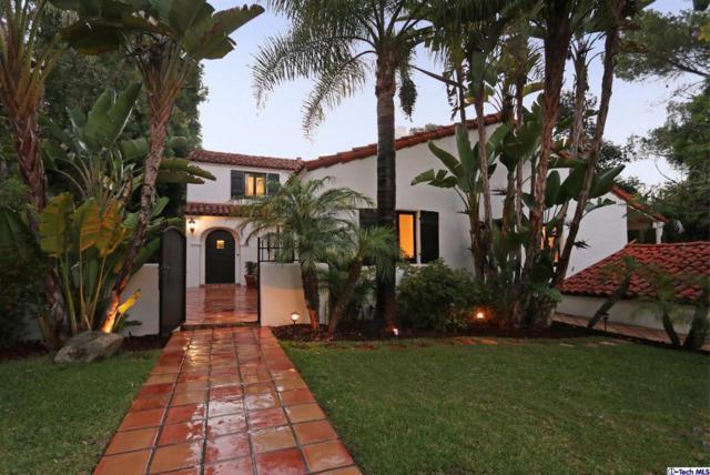 205 Linda Vista Avenue, Pasadena, CA 91105 (#319002647) :: The Pratt Group