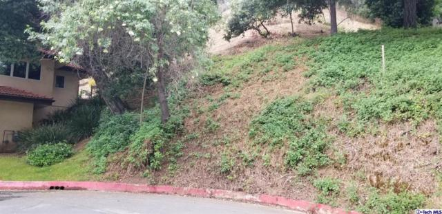 0 Scholl Drive, Glendale, CA 91206 (#319002653) :: The Agency