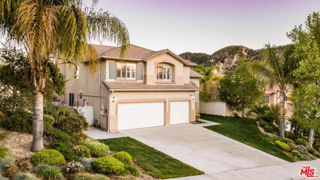 25626 Moore Lane, Stevenson Ranch, CA 91381 (#19485066) :: Randy Plaice and Associates