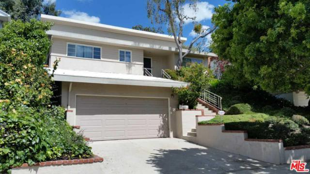 3129 Haddington Drive, Los Angeles (City), CA 90064 (#19485384) :: The Parsons Team