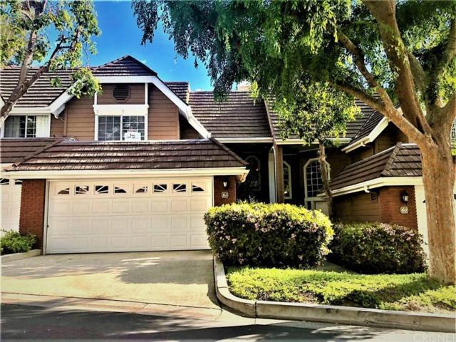 20950 Oxnard Street #61, Woodland Hills, CA 91367 (#SR19159601) :: The Agency