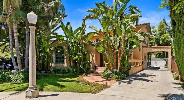 4545 Talofa Avenue, Toluca Lake, CA 91602 (#SR19161063) :: Golden Palm Properties